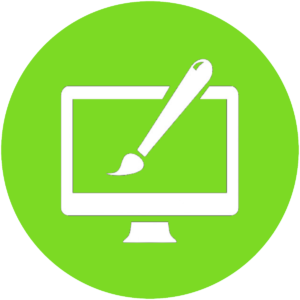 simbolo web design
